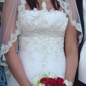 Maggie Soterro Dresses - Stunning Maggie Soterro Wedding Gown
